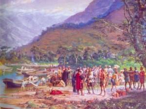 tupiniquins trail